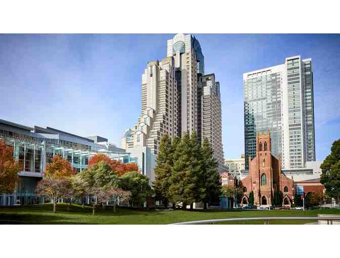 San Francisco Marriott Marquis- 2 nights