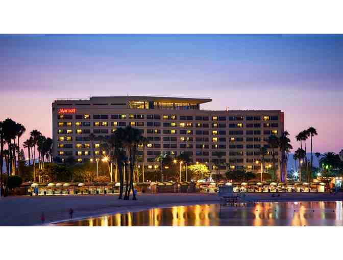 Marina Del Rey Marriott- 2 nights in a Santa Monica view room