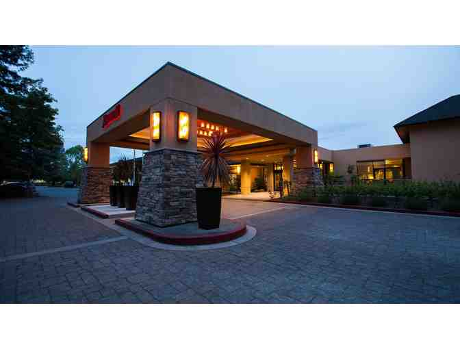 The Marriott Napa Valley Hotel and Spa- 2 nights