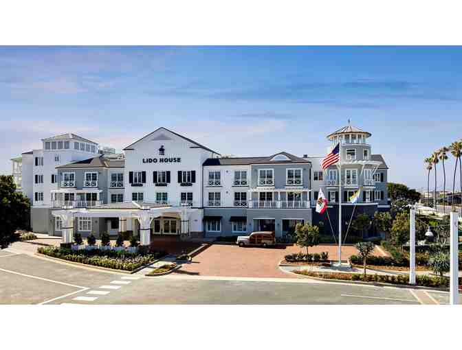 Lido House Newport Beach- 2 nights