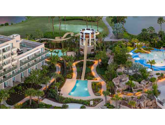 Orlando World Center Marriott- 2 nights