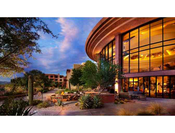 Sheraton Grand at Wild Horse Pass- 2 nights