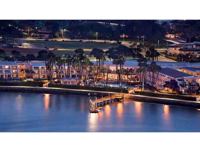 Coronado Island Marriott Resort & Spa- 2 nights