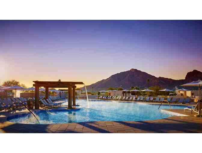 JW Marriott Camelback Inn Scottsdale Resort & Spa- 2 nights w/breakfast for 2