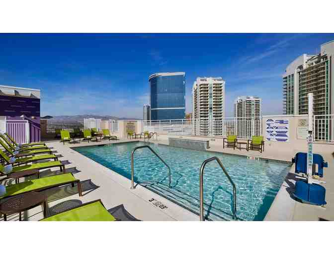 Springhill Suites Las Vegas Convention Center-2 nights