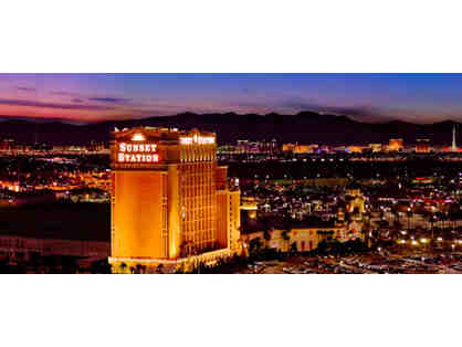 3 Day / 2 Night Stay in a King Suite at Sunset Station Hotel & Casino!