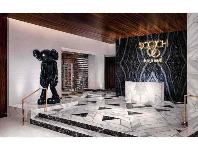 3 Day-2 Night Stay at Palms Fantasy Tower 'Executive' Suite & Dinner at Scotch 80 Prime!