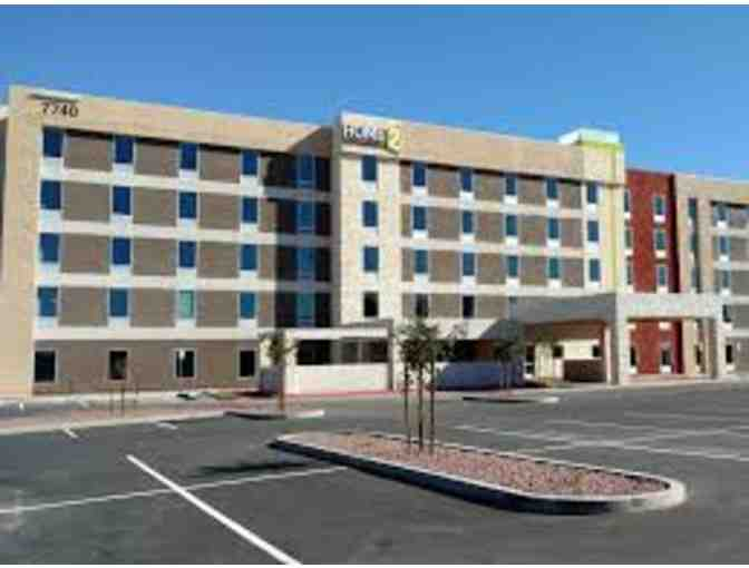3 Day-2 Night Stay w/Breakfast for 2 at Home2 by Hilton Las Vegas Strip South