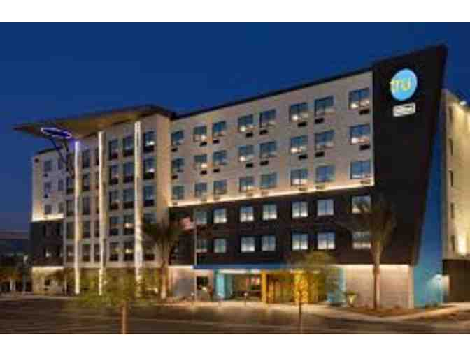 2 Night Stay w/ Breakfast at New TRU Hotel by Hilton Las Vegas Airport