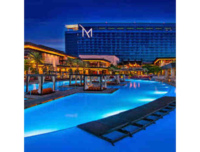 3 Day, 2 Night Stay Award Winning M Resort, Spa & Casino Las Vegas w/ Dinner for Two!