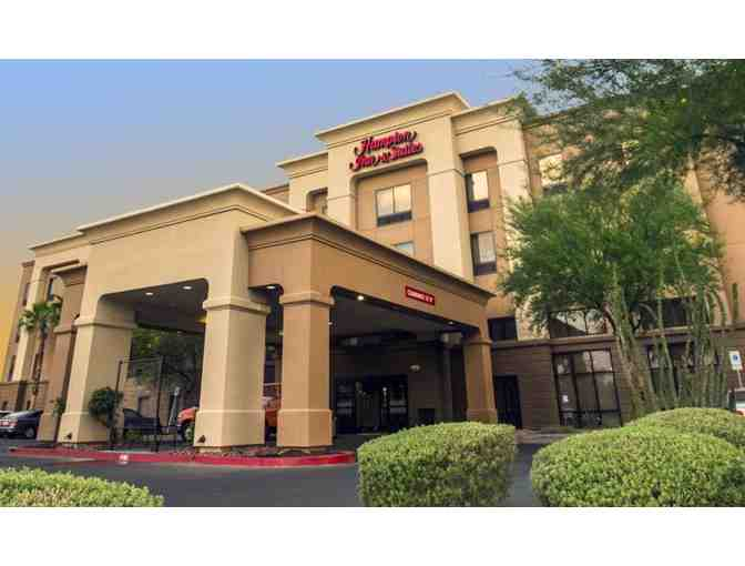 3 Day/ 2 Night Stay with Breakfast at Hampton Inn & Suites Las Vegas Airport! - Photo 1