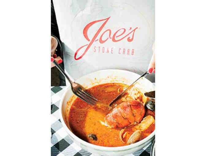Joe's Stone Crab - $100 gift card