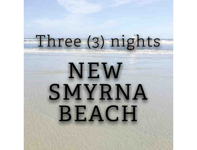 3 NIGHT stay in New Smyrna Beach - Photo 1
