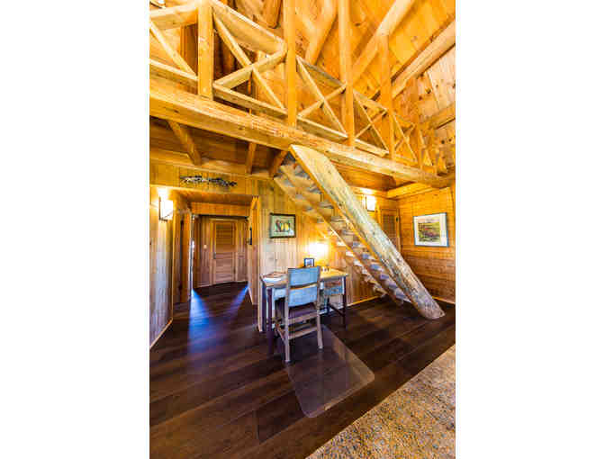 6 NIGHT stay in Log Cabin along the Slate River | Crested Butte, Colorado