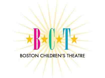 Boston Children's Theatre - 4 tickets to Any Show