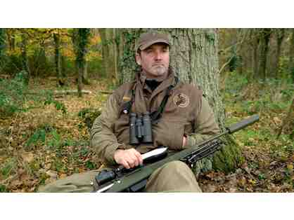 Exclusive Hunt with renowned U.K. Hunter, Mike Robinson in Berkshire England