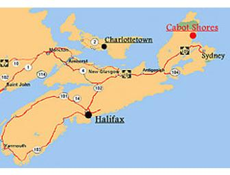 Cabot Shores: Two-Night Stay on Cape Breton Island, Nova Scotia