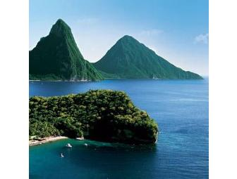 Morgan Bay Beach Resort, St. Lucia - Two Rooms for One-Week Stay