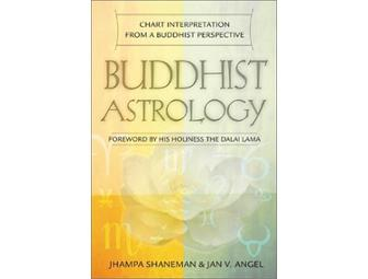 Buddhist Astrology: Natal Chart with Jhampa Shaneman