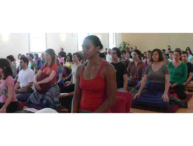 Insight Meditation Society: 2014 Weekend Retreat in Barre, Massachussetts