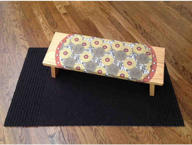FreeMeditationBench.com: 'Radiant' Meditation Bench