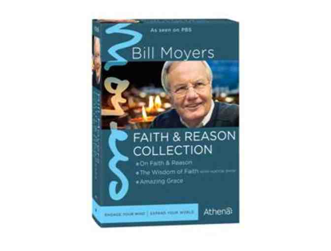 AthenaLearning: 'Bill Moyers: Faith and Reason Collection' on DVD