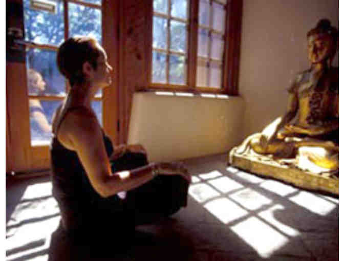Upaya Zen Center, Santa Fe: Three- to Four-Day Program