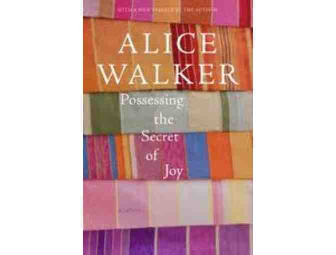 Alice Walker: Signed 'Possessing the Secret of Joy'