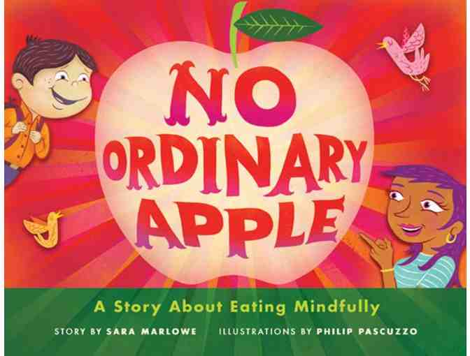 Wisdom Publications: 'No Ordinary Apple' by Sara Marlowe, and $25 Gift Card