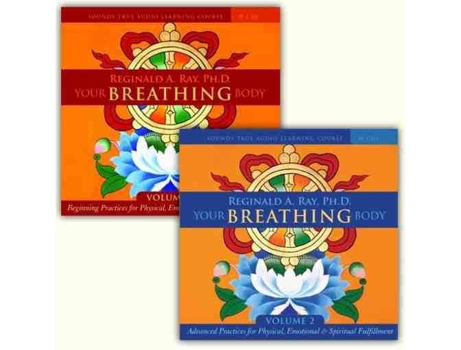 Sounds True: 'Your Breathing Body, Volumes 1 and 2' CD Set from Reginald Ray