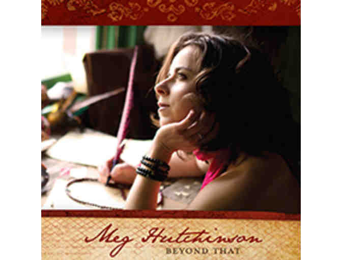 Meg Hutchinson: 'Beyond That' CD