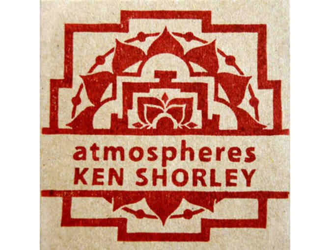Ken Shorley: 'Atmospheres: Music for Yoga and Relaxation' CD