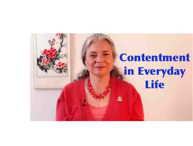 Shambhala Online: 'Contentment in Everyday Life' Course