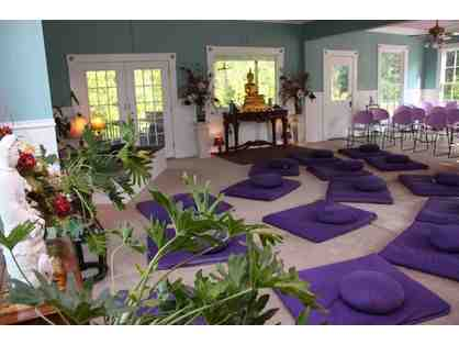 Flowering Lotus Meditation: Weekend Retreat Registration Fee for One, Southern Mississippi