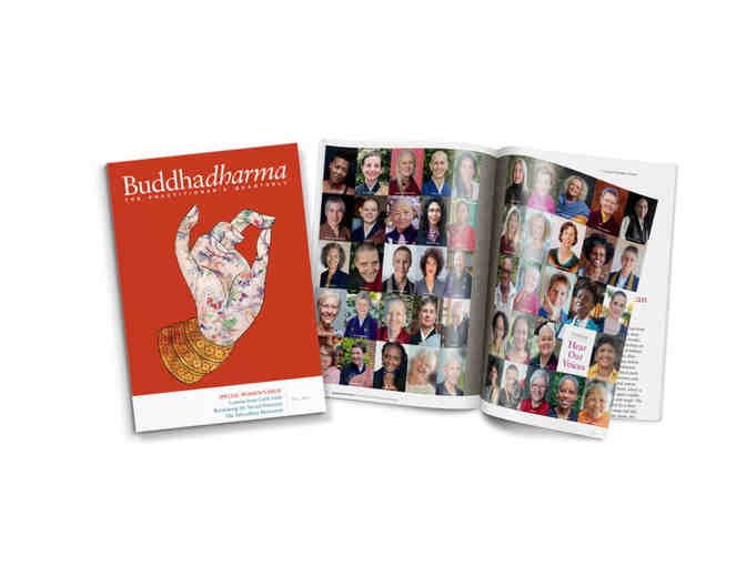 Buddhadharma: The Practitioner's Quarterly Lifetime Subscription