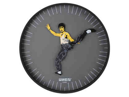 whenwatch: Kung Fu Clock