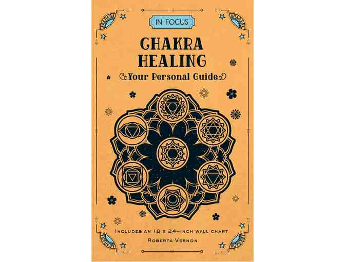 Quarto Group: Two-Book In Focus 'Reiki' & 'Charka Healing' Set