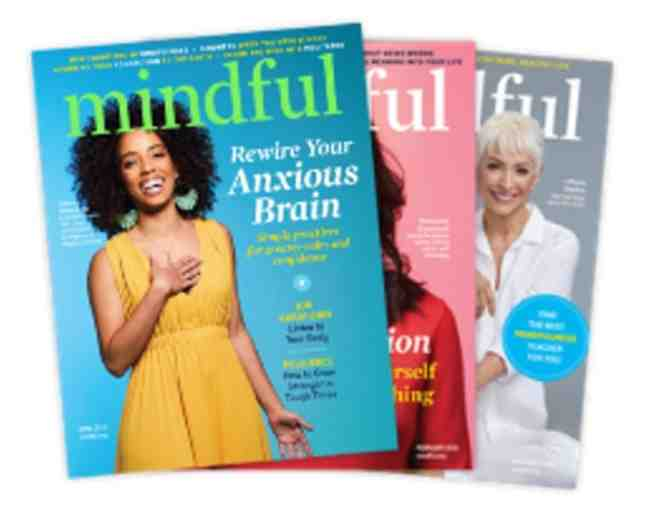 Mindful Magazine: Premium Print Package