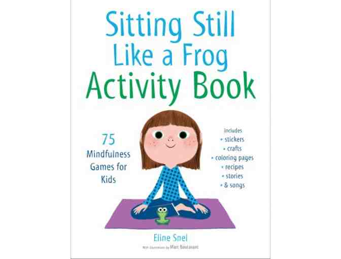 Bala Kids: Three-Book Yoga, Mindfulness, & Connectedness Set for Kids with Tote