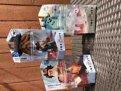 Disney Infinity Toy Set
