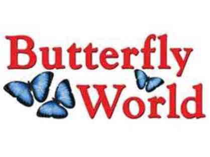 Butterfly World in Coconut Creek, FL