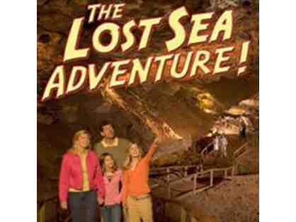 The Lost Sea Adventure! Sweetwater, TN.