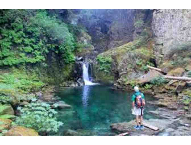 Two Nights and Meals at Beautiful Opal Creek,OR