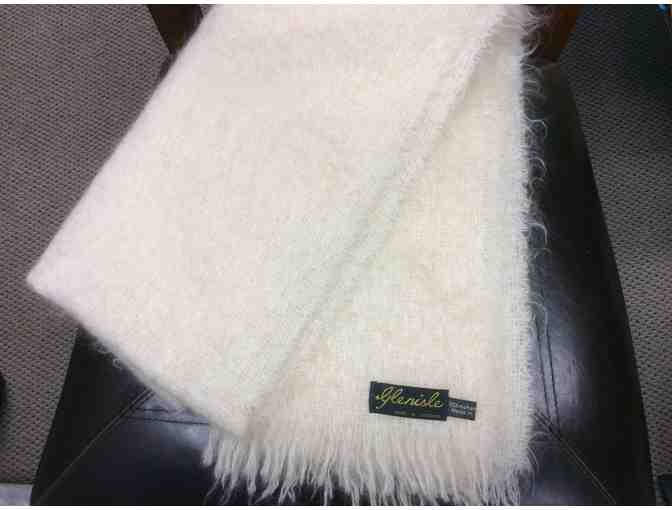 Scottish Mohair Shawl