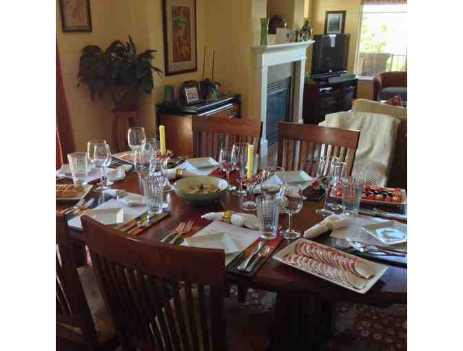 Gourmet Italian Dinner for Eight