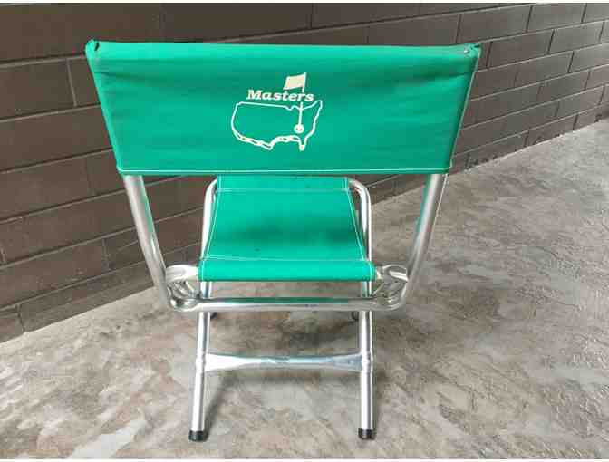 1980s Masters High Back Golf Chair
