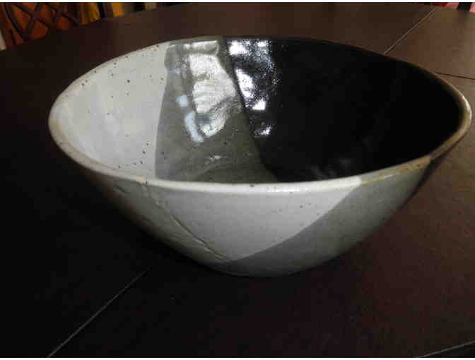 Hand Built Stoneware Bowl
