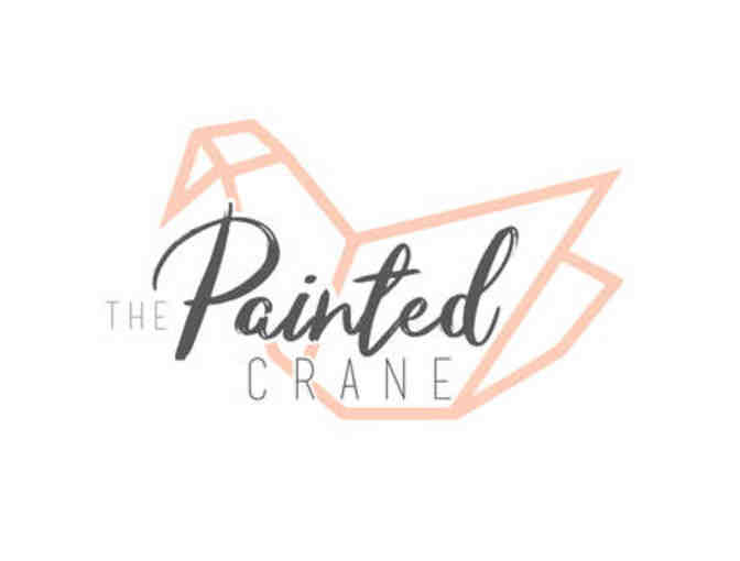 The Painted Crane Gift Certificate--$50.00