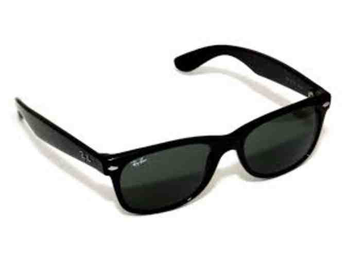 Ray Ban Wayfarer Sunglasses from Marblehead Opticians
