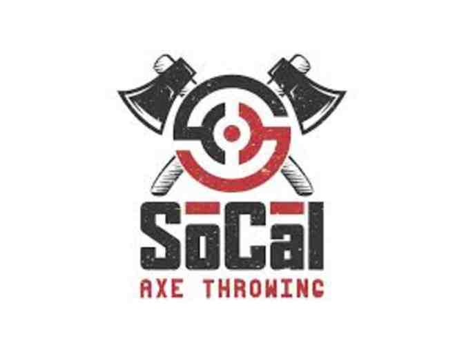 1 hour of Axe Throwing for four - Photo 1
